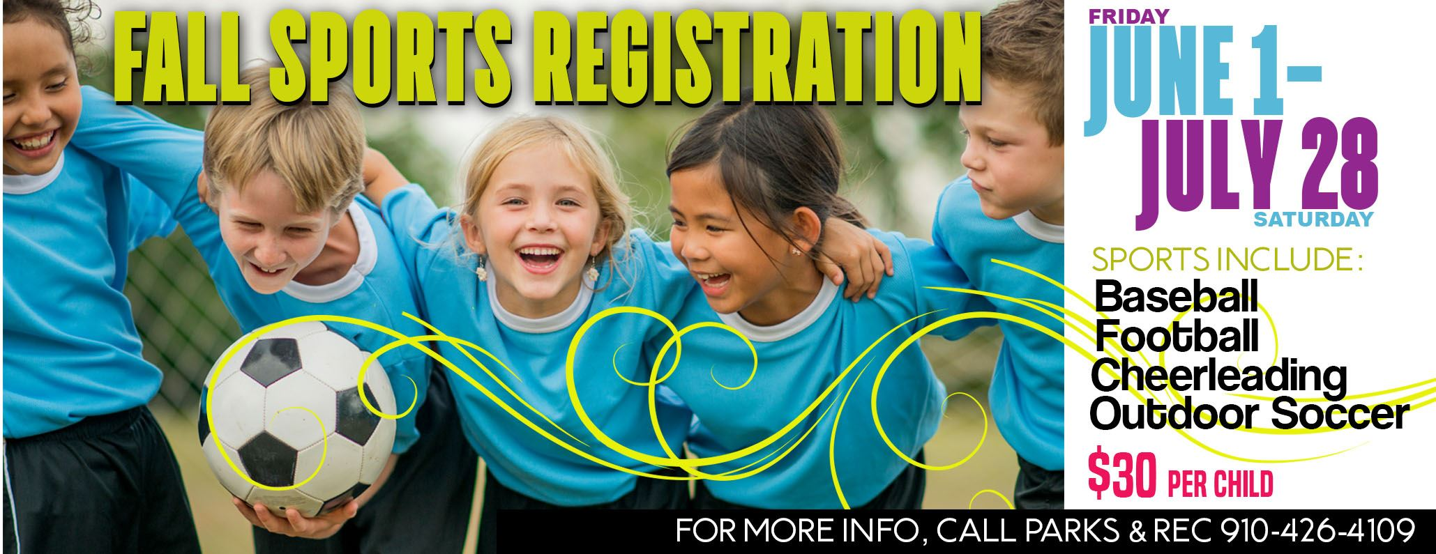FC-Sports Registration