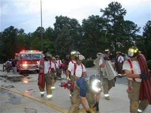 Volunteer Firefighter Training