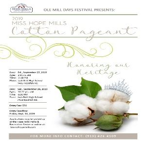 Cotton Pageant