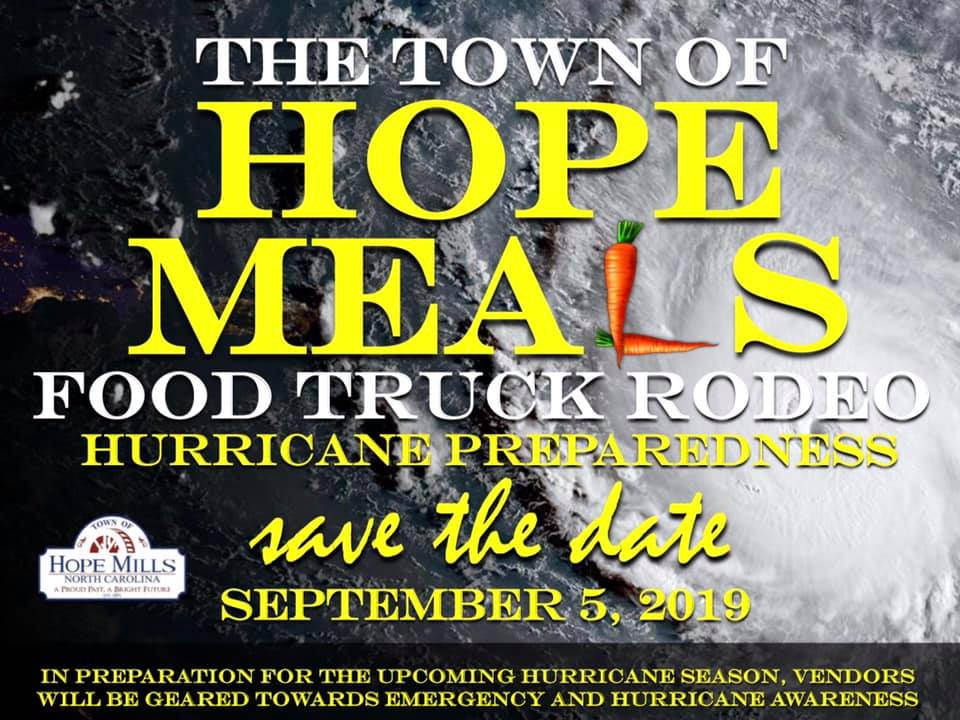 Food Truck Rodeo September 5, 2019