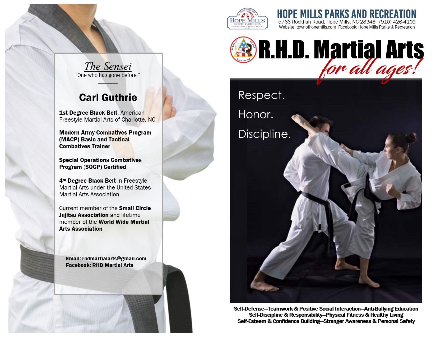 RHD Martial Arts Flyer 3-FINAL-FRONT