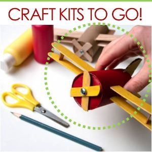 Crafts Kits To Go Square Image
