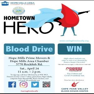 Prime Movers Blood Drive