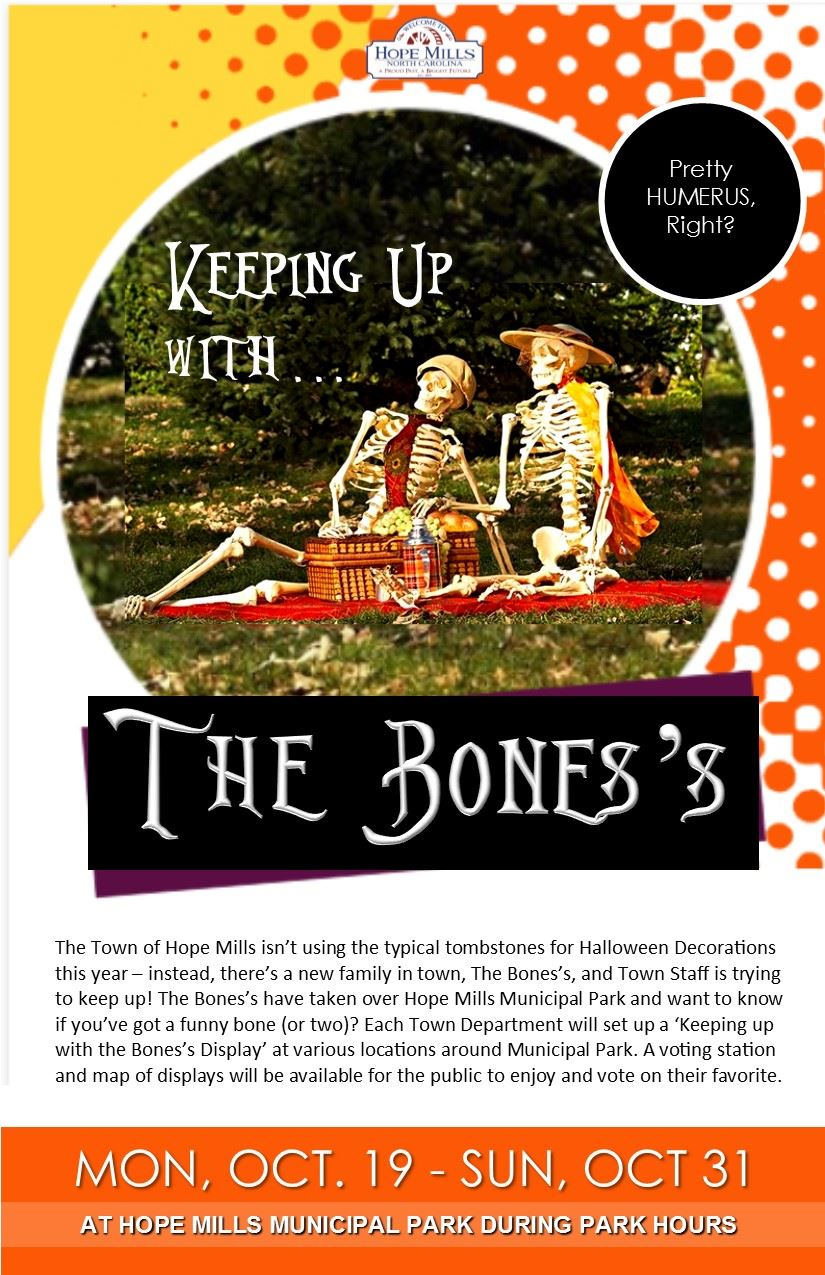 Keeping Up With The Bones
