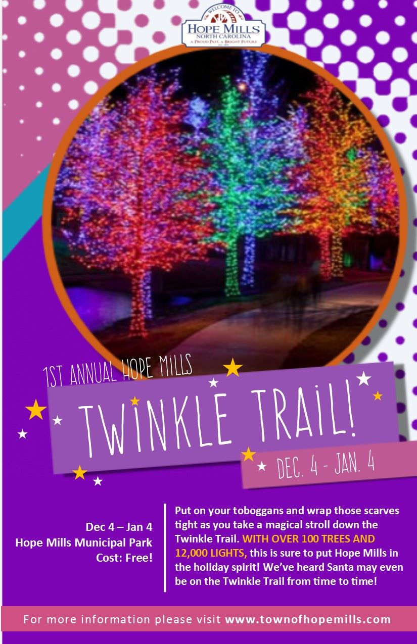 Twinkle Trail Flyer 2020