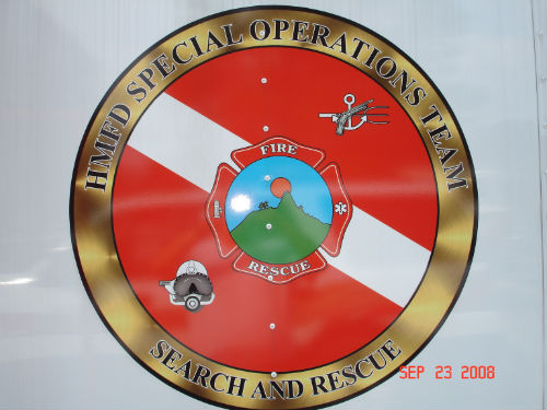 Search and Rescue Symbol